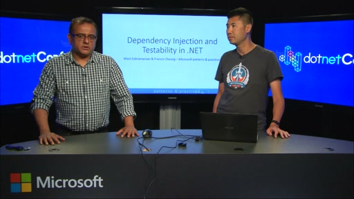 Dependency Injection and Testability in .NET