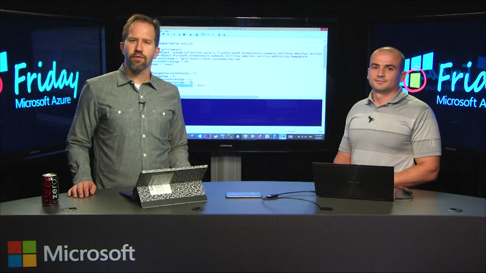 Introduction to Azure Websites Testing in Production with Galin Iliev