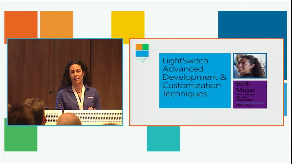 LightSwitch Advanced Development and Customization Techniques
