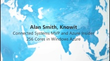Grid Computing with 256 Windows Azure Worker Roles