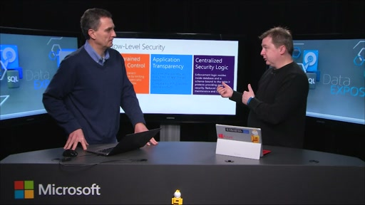 Row Level Security in Azure SQL Database