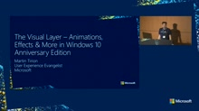 The Visual Layer - Animations, Effects & More in Windows 10 Anniversary Edition