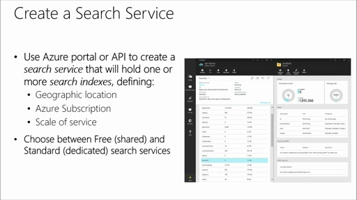 Adding Microsoft Azure Search to Your Websites and Apps: (02) Managing and Scaling Your Search Service