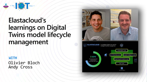 Elastacloud's learnings on Digital Twins model lifecycle management