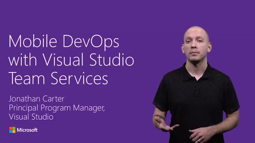 Mobile DevOps with Visual Studio Team Services