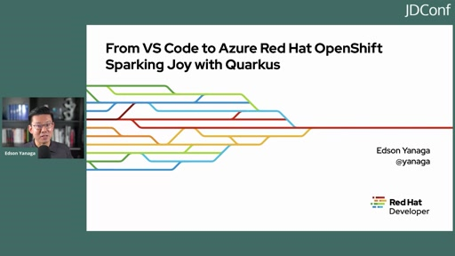 From VS Code to Azure Red Hat OpenShift Sparking Joy with Quarkus