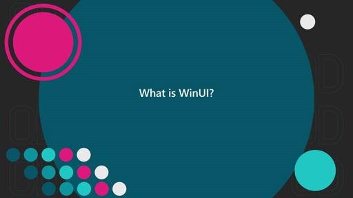 What is WinUI? | One Dev Question