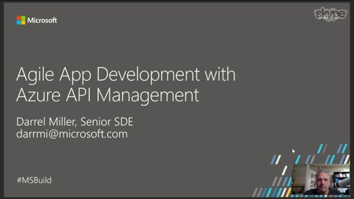 Agile app development with Azure API Management