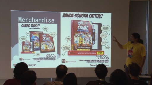 "How to get everyone talking about your game: the launch story for ""Inspector Zé e Robot Palhaço 