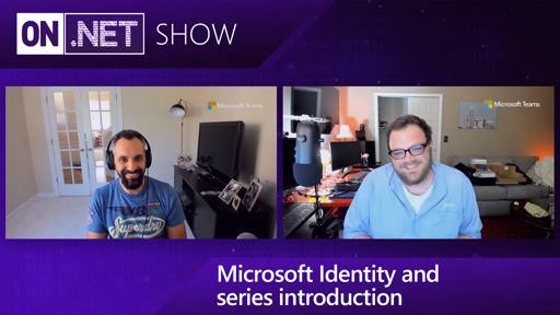 Microsoft Identity and series introduction