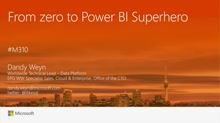 From zero to Power BI superhero