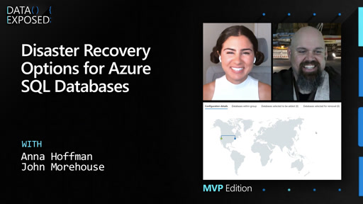 Disaster Recovery Options for Azure SQL Databases