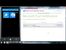 Getting Started with the Windows Azure Toolkit for Windows Phone 7 (v1.2)