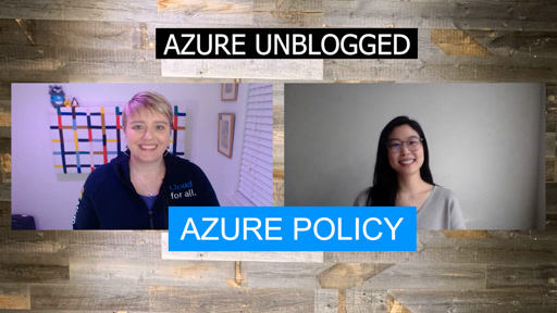 Azure Unblogged - Azure Policy