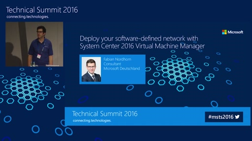 Deploy your software-defined network with System Center 2016 Virtual Machine Manager