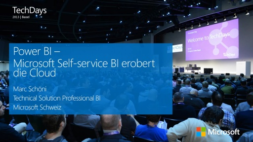 Power BI – Microsoft Self-service BI erobert die Cloud