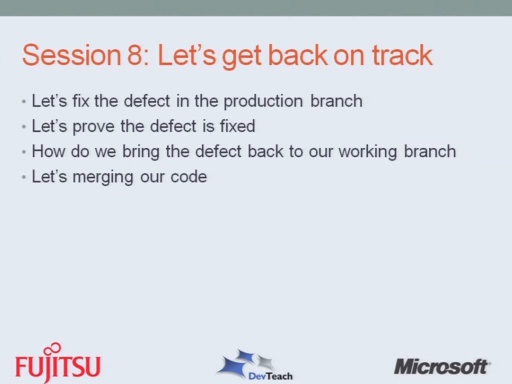 Bridging the Gap Between Developers and Testers Using Visual Studio 2010: Let's Get Back On Track