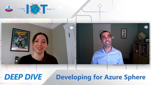 Deep Dive: Developing for Azure Sphere