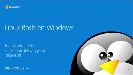 Build Latam: Qúe es y cómo se activa Linux Bash en Windows