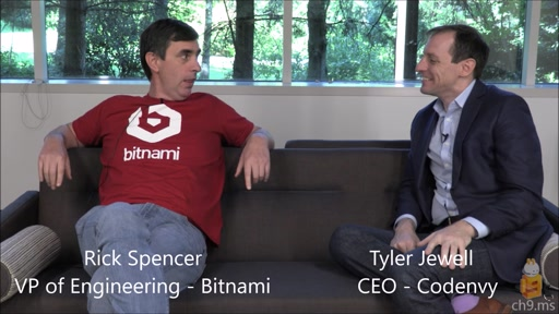 Developer Couch Series: Bitnami & Codenvy on Eclipse Che & The Eclipse Foundation