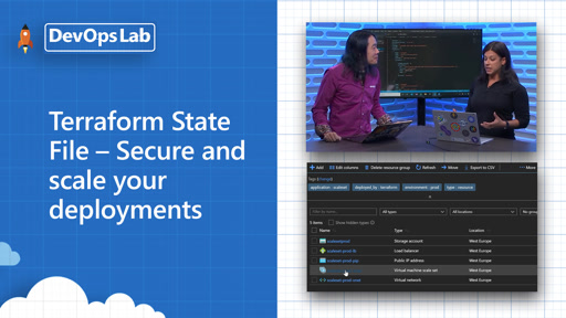 Terraform State File – Secure and scale your deployments