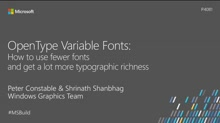 OpenType variable fonts: How to use fewer fonts and get a lot more typographic richness