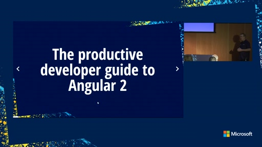 The productive developer guide to Angular 2