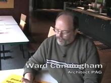 Ward Cunningham - How did you come up with the idea for the Wiki?