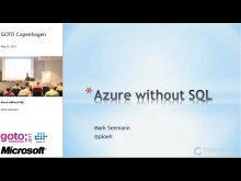 Azure without SQL