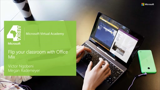 Flip your classroom with Office Mix