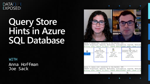 Query Store Hints in Azure SQL Database