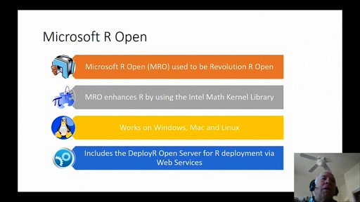 Introduction to Microsoft R Open