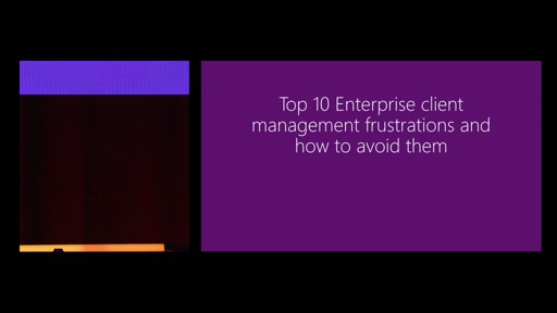 ConfigMgr CB (Current Branch) top 10 issues and how to prevent them