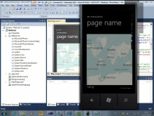 Integrating Bing Maps into your Windows Phone 7.5 Applications