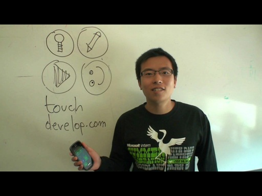 TouchDevelop – 入门教程
