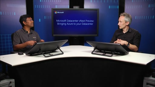 Microsoft Datacenter vNext Preview: Bringing Azure to Your Datacenter: (01) Introduction
