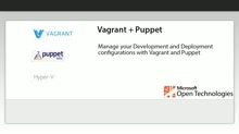 Using Vagrant and Puppet to manage your Development Environment