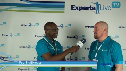 Experts Live NL 2016 - Interview Paul Huijbregts (Dutch)