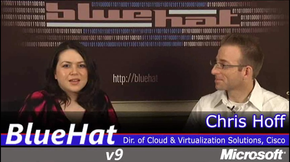 Interview with Katie Moussouris and Chris Hoff