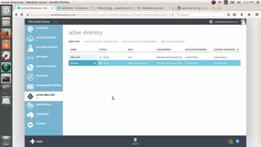 Using SimpleSAML to authenticate PHP applications with Azure AD