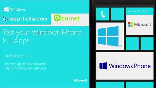 Come testare le app per Windows 8.1