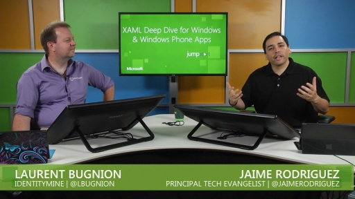 XAML Deep Dive for Windows & Windows Phone Apps: (01) Introduction to XAML