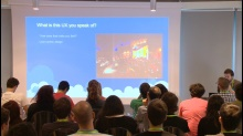 Gaming UIs, Designing the Experience | VISUAL ARTS Track #5