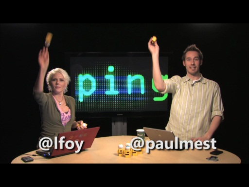 Ping 134: Flying robots, Windows Phone, Microsoft Flight, Win 8 hits a million