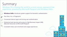 Mod 7 - Secure Authentication with Windows Hello