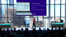 The Future of Microsoft Tools and Services for the New Role of Developers