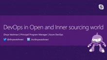 DevOps in the Open Source and Innersourcing world