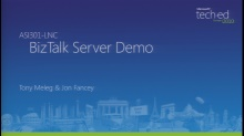 Demo: BizTalk Server 2010