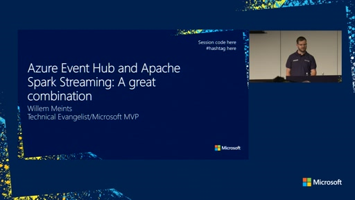 Azure Event Hub and Apache Spark Streaming: A great combination