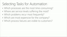 System Center 2012 R2 Automation and Self Service: (04) Process Automation